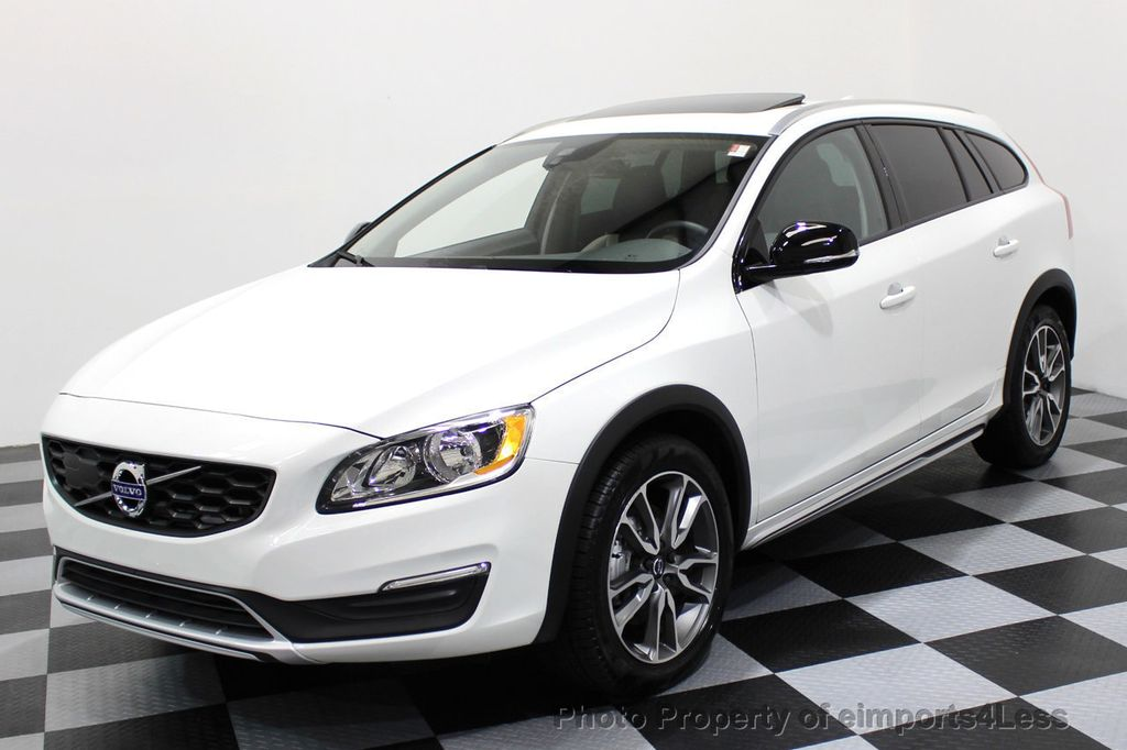 2017 Volvo V60 Cross Country CERTIFIED V60 CROSS COUNTRY T5 AWD CAMERA NAVI - 16747595 - 0