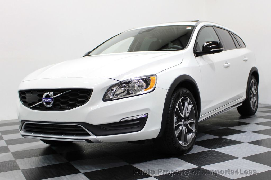 2017 Volvo V60 Cross Country CERTIFIED V60 CROSS COUNTRY T5 AWD CAMERA NAVI - 16747595 - 13