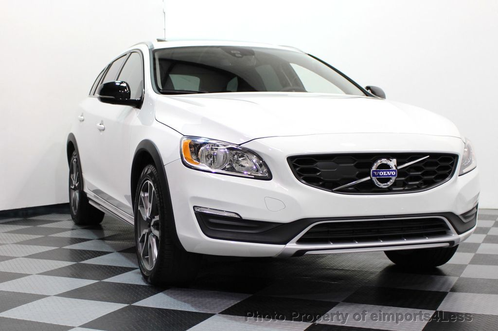 2017 Volvo V60 Cross Country CERTIFIED V60 CROSS COUNTRY T5 AWD CAMERA NAVI - 16747595 - 14