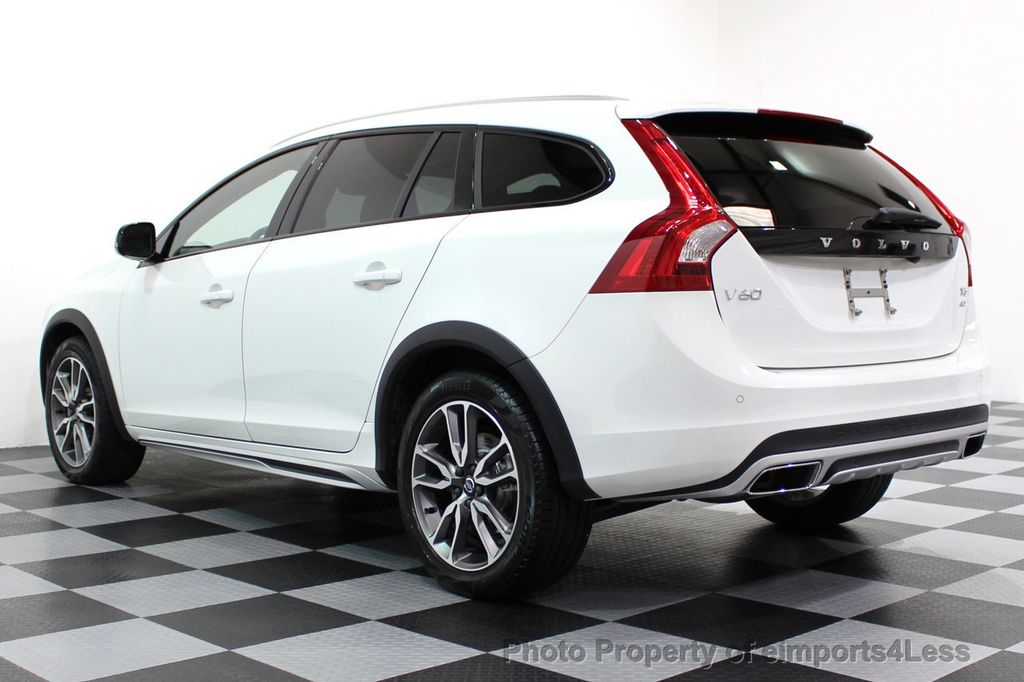 2017 Volvo V60 Cross Country CERTIFIED V60 CROSS COUNTRY T5 AWD CAMERA NAVI - 16747595 - 15
