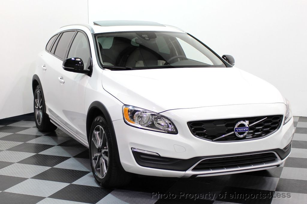 2017 Volvo V60 Cross Country CERTIFIED V60 CROSS COUNTRY T5 AWD CAMERA NAVI - 16747595 - 1