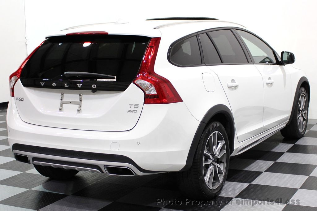2017 Volvo V60 Cross Country CERTIFIED V60 CROSS COUNTRY T5 AWD CAMERA NAVI - 16747595 - 19
