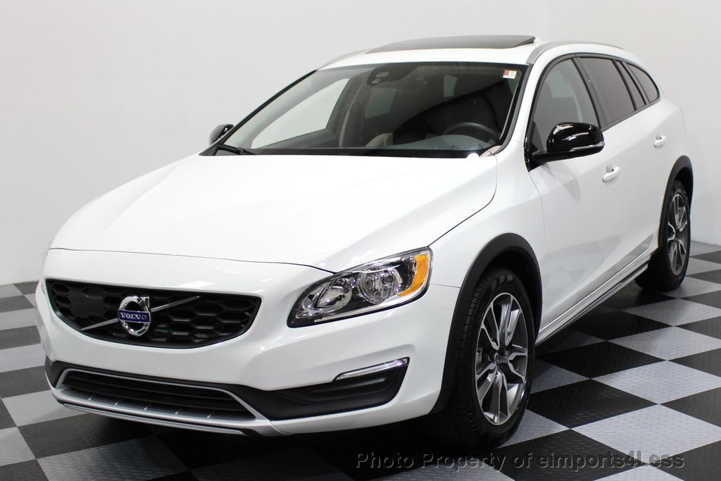 2017 Volvo V60 Cross Country CERTIFIED V60 CROSS COUNTRY T5 AWD CAMERA NAVI - 16747595 - 25
