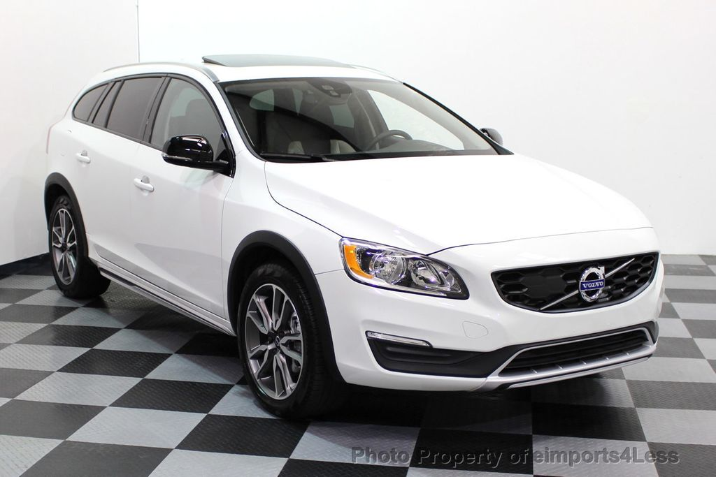 2017 Volvo V60 Cross Country CERTIFIED V60 CROSS COUNTRY T5 AWD CAMERA NAVI - 16747595 - 26