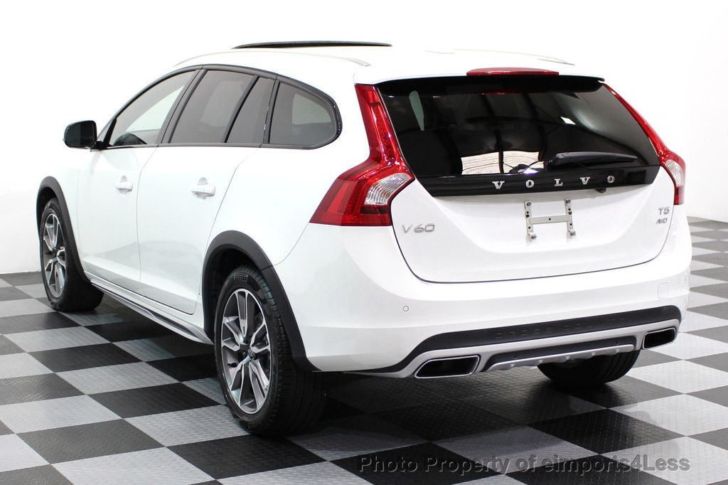 2017 Volvo V60 Cross Country CERTIFIED V60 CROSS COUNTRY T5 AWD CAMERA NAVI - 16747595 - 27