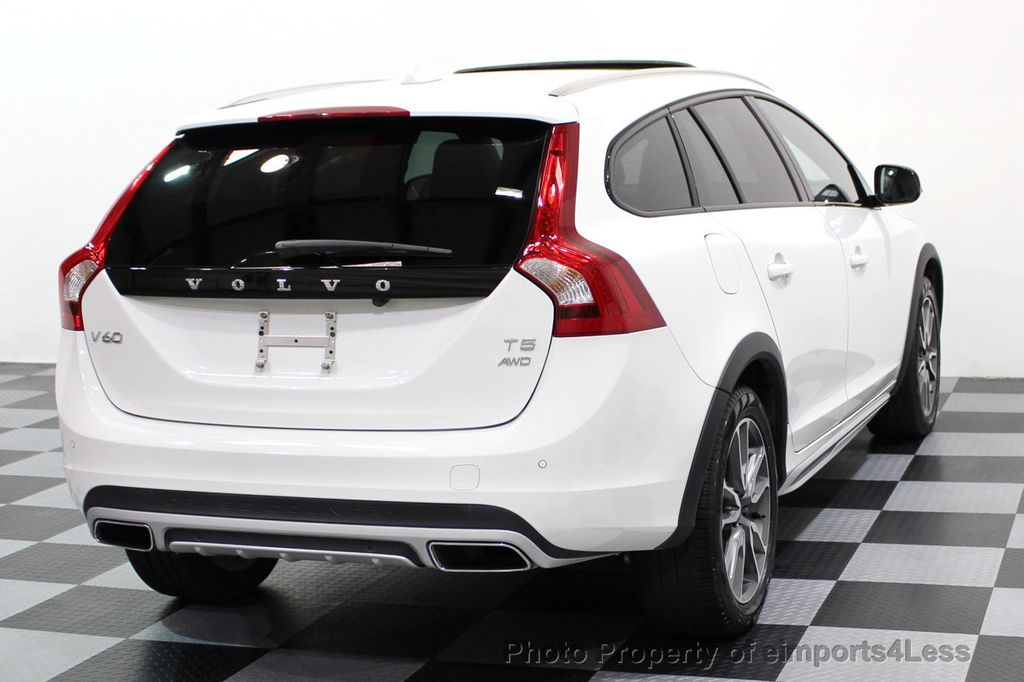 2017 Volvo V60 Cross Country CERTIFIED V60 CROSS COUNTRY T5 AWD CAMERA NAVI - 16747595 - 3