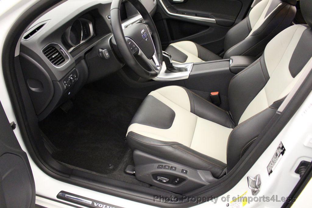 2017 Volvo V60 Cross Country CERTIFIED V60 CROSS COUNTRY T5 AWD CAMERA NAVI - 16747595 - 39