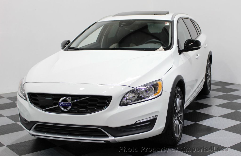 2017 Volvo V60 Cross Country CERTIFIED V60 CROSS COUNTRY T5 AWD CAMERA NAVI - 16747595 - 50