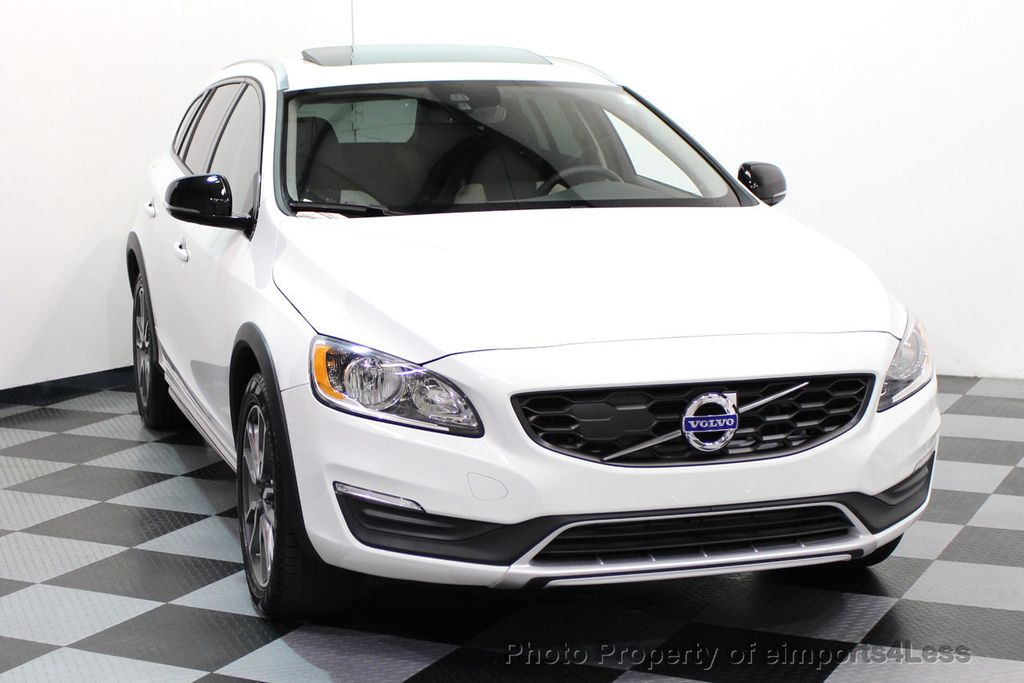 2017 Volvo V60 Cross Country CERTIFIED V60 CROSS COUNTRY T5 AWD CAMERA NAVI - 16747595 - 51