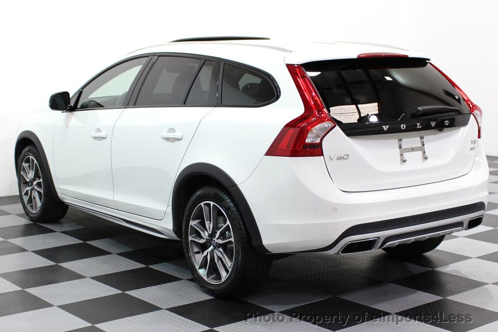 2017 Volvo V60 Cross Country CERTIFIED V60 CROSS COUNTRY T5 AWD CAMERA NAVI - 16747595 - 52