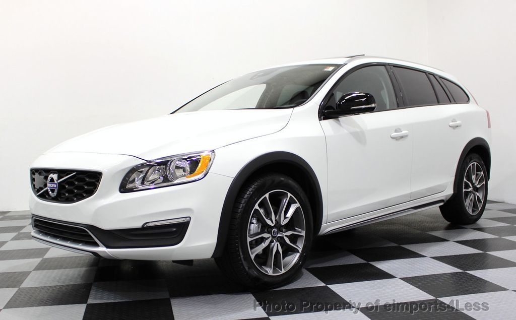 2017 Volvo V60 Cross Country CERTIFIED V60 CROSS COUNTRY T5 AWD CAMERA NAVI - 16747595 - 53