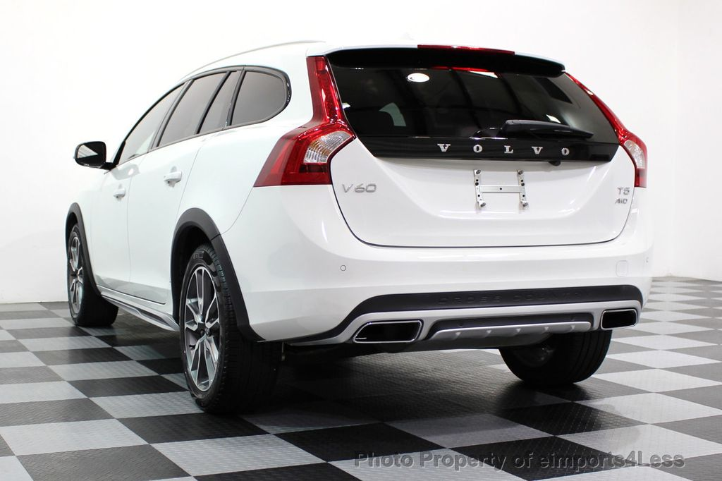 2017 Volvo V60 Cross Country CERTIFIED V60 CROSS COUNTRY T5 AWD CAMERA NAVI - 16747595 - 54