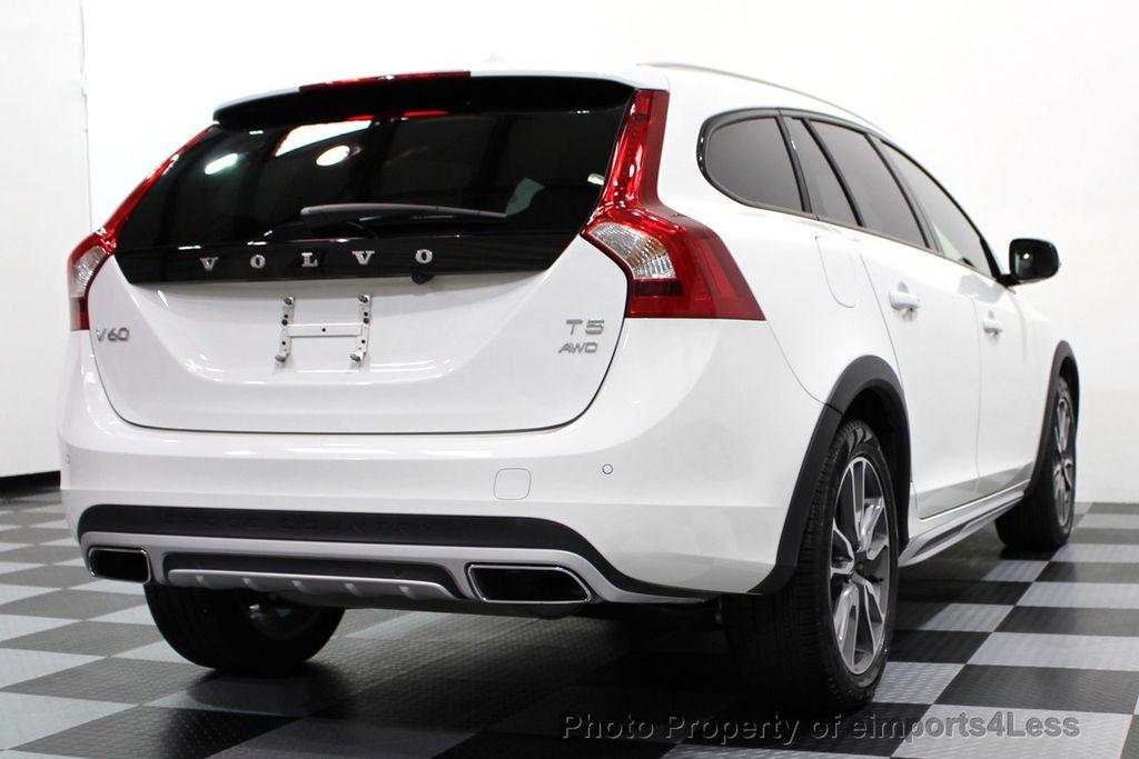 2017 Volvo V60 Cross Country CERTIFIED V60 CROSS COUNTRY T5 AWD CAMERA NAVI - 16747595 - 55