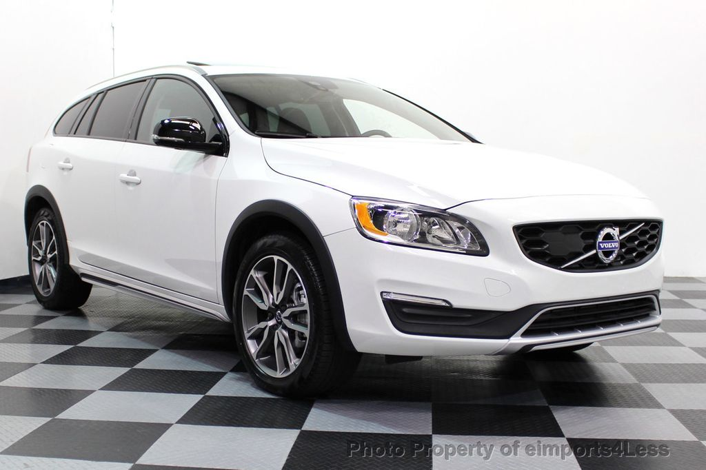 2017 Volvo V60 Cross Country CERTIFIED V60 CROSS COUNTRY T5 AWD CAMERA NAVI - 16747595 - 56