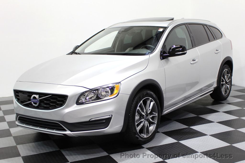 2017 Volvo V60 Cross Country CERTIFIED V60 CROSS COUNTRY T5 AWD CAMERA NAVI - 16747608 - 0