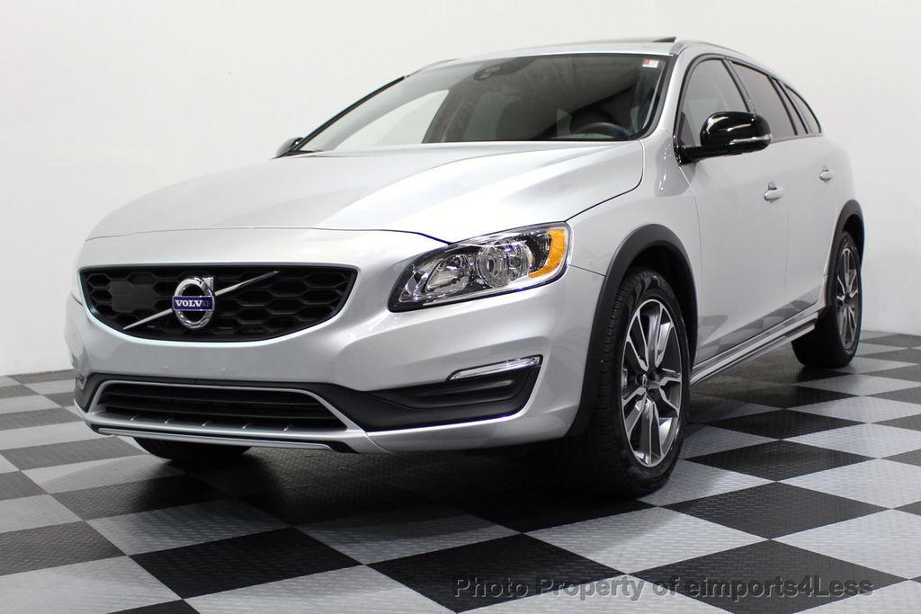 2017 Volvo V60 Cross Country CERTIFIED V60 CROSS COUNTRY T5 AWD CAMERA NAVI - 16747608 - 13