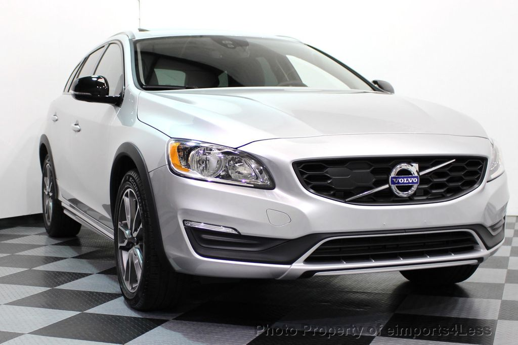 2017 Volvo V60 Cross Country CERTIFIED V60 CROSS COUNTRY T5 AWD CAMERA NAVI - 16747608 - 14