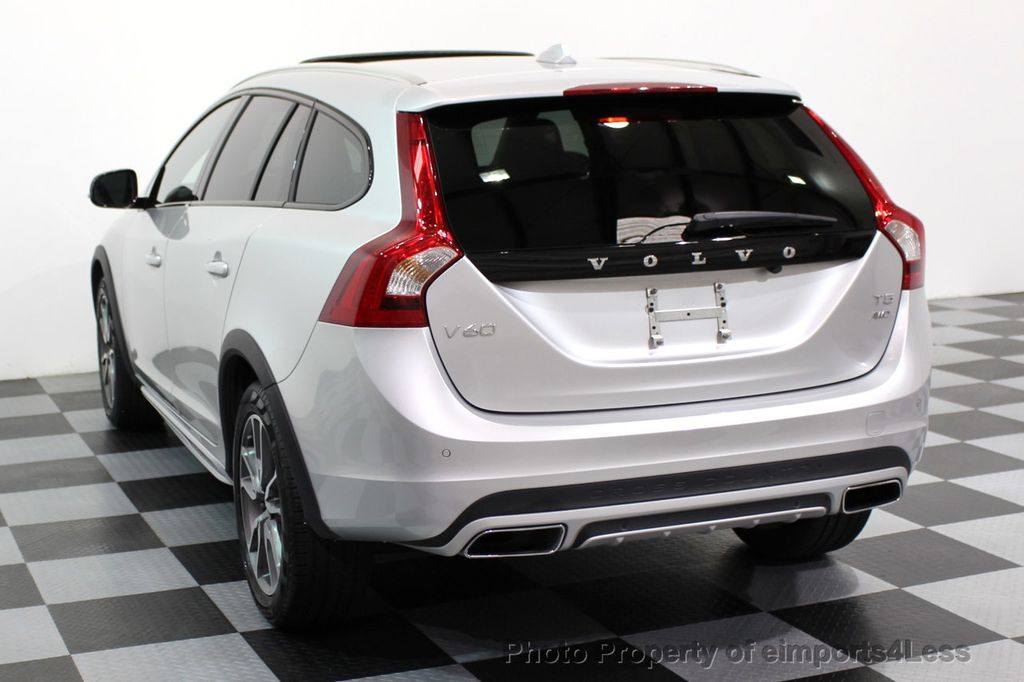 2017 Volvo V60 Cross Country CERTIFIED V60 CROSS COUNTRY T5 AWD CAMERA NAVI - 16747608 - 15