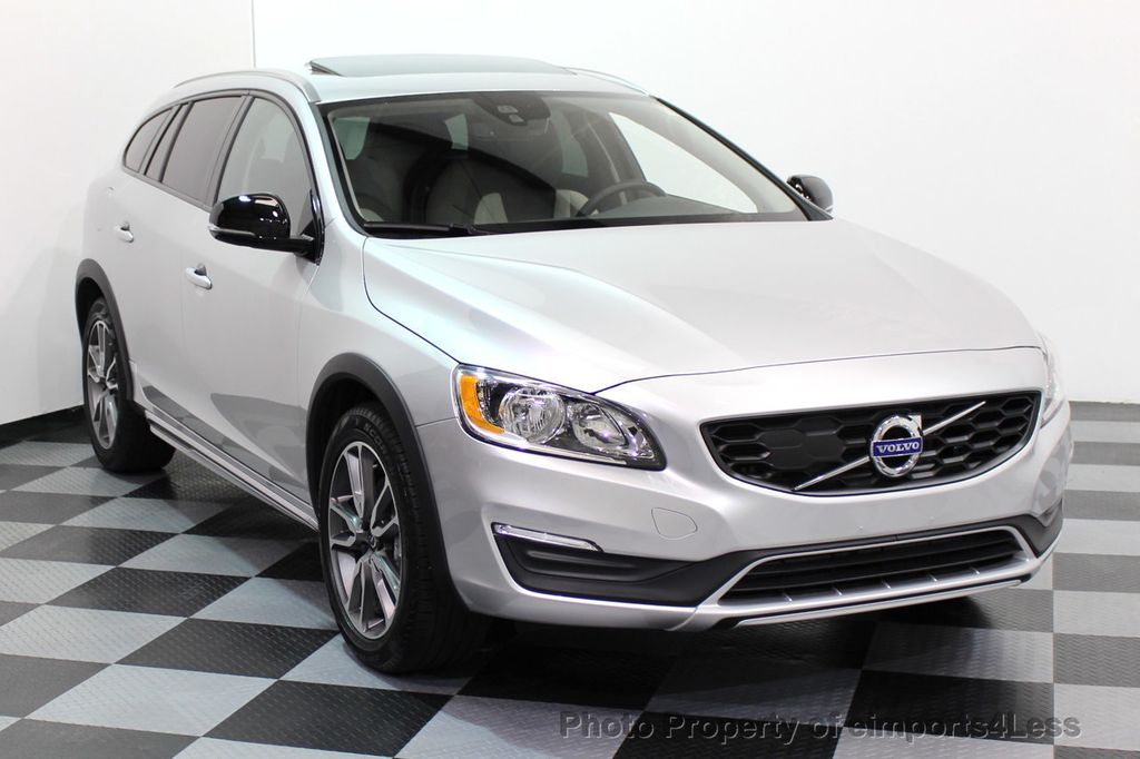 2017 Volvo V60 Cross Country CERTIFIED V60 CROSS COUNTRY T5 AWD CAMERA NAVI - 16747608 - 1