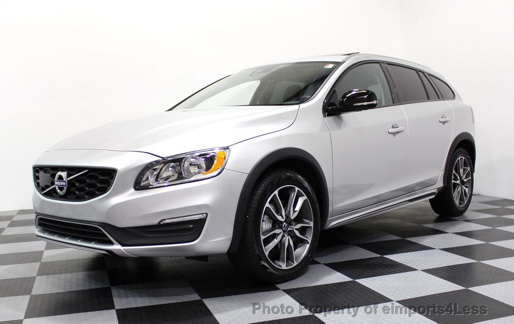 2017 Volvo V60 Cross Country CERTIFIED V60 CROSS COUNTRY T5 AWD CAMERA NAVI - 16747608 - 24