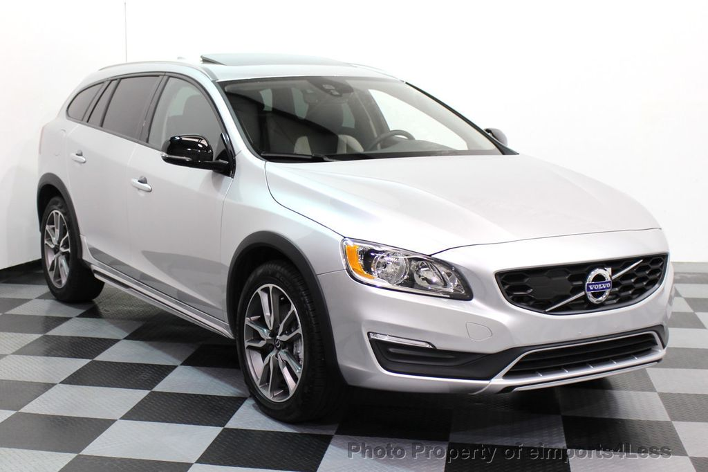 2017 Volvo V60 Cross Country CERTIFIED V60 CROSS COUNTRY T5 AWD CAMERA NAVI - 16747608 - 25