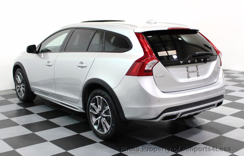 2017 Volvo V60 Cross Country CERTIFIED V60 CROSS COUNTRY T5 AWD CAMERA NAVI - 16747608 - 26