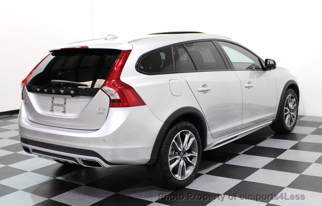 2017 Volvo V60 Cross Country CERTIFIED V60 CROSS COUNTRY T5 AWD CAMERA NAVI - 16747608 - 28