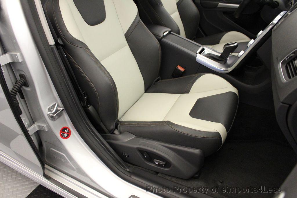 2017 Volvo V60 Cross Country CERTIFIED V60 CROSS COUNTRY T5 AWD CAMERA NAVI - 16747608 - 34