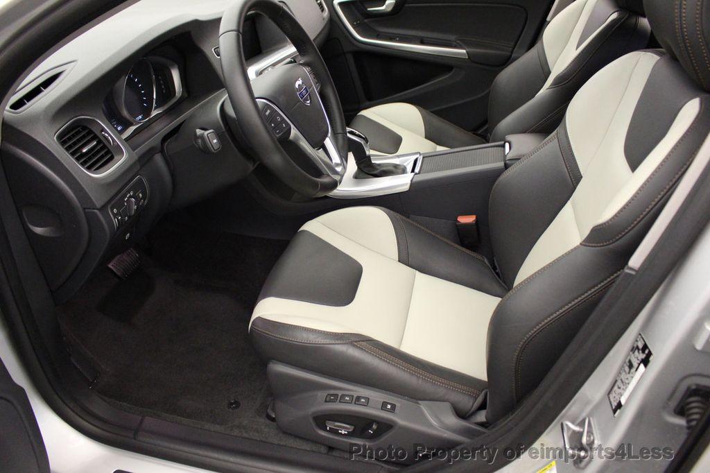2017 Volvo V60 Cross Country CERTIFIED V60 CROSS COUNTRY T5 AWD CAMERA NAVI - 16747608 - 38