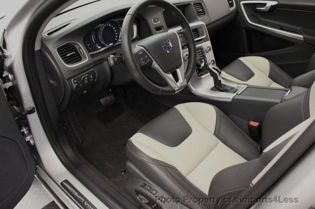 2017 Volvo V60 Cross Country CERTIFIED V60 CROSS COUNTRY T5 AWD CAMERA NAVI - 16747608 - 40