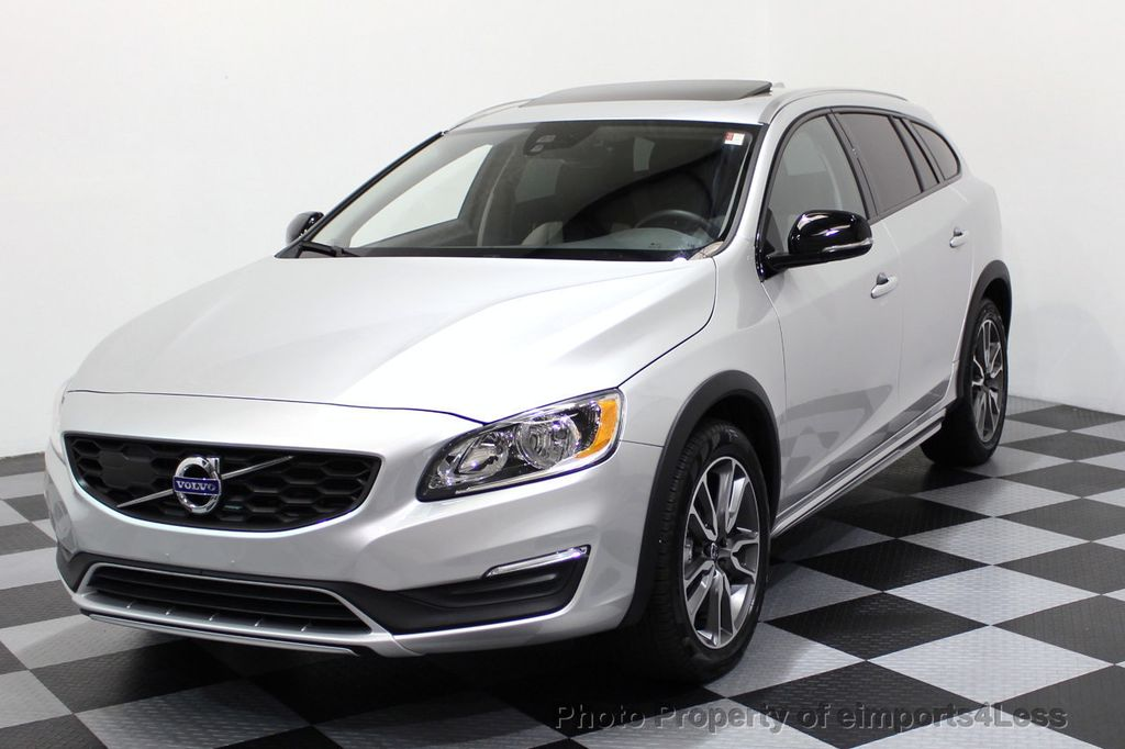 2017 Volvo V60 Cross Country CERTIFIED V60 CROSS COUNTRY T5 AWD CAMERA NAVI - 16747608 - 46