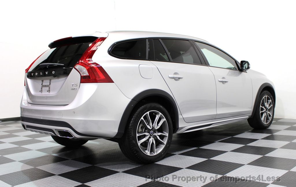 2017 Volvo V60 Cross Country CERTIFIED V60 CROSS COUNTRY T5 AWD CAMERA NAVI - 16747608 - 48