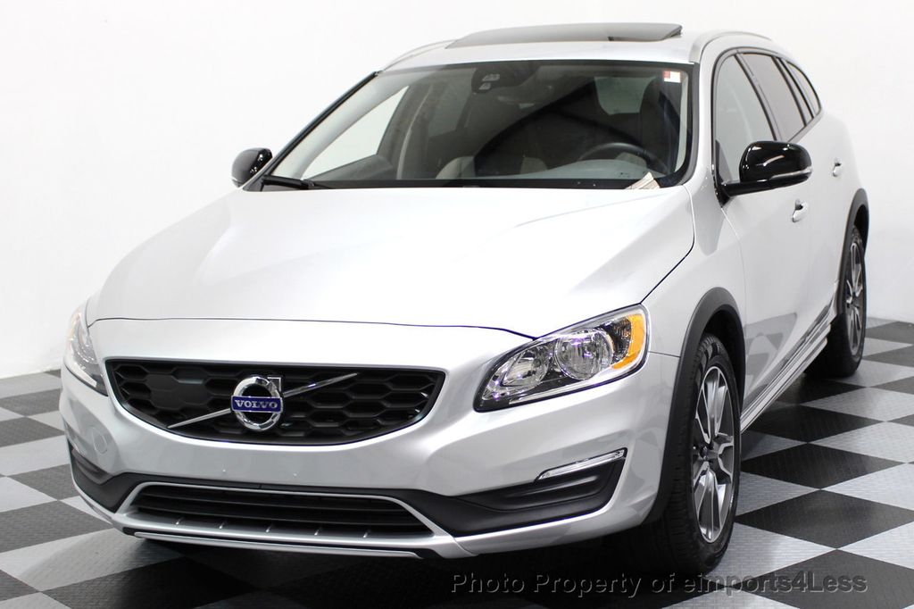 2017 Volvo V60 Cross Country CERTIFIED V60 CROSS COUNTRY T5 AWD CAMERA NAVI - 16747608 - 49