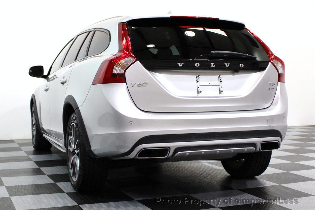 2017 Volvo V60 Cross Country CERTIFIED V60 CROSS COUNTRY T5 AWD CAMERA NAVI - 16747608 - 50