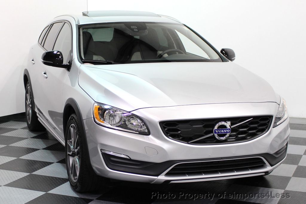 2017 Volvo V60 Cross Country CERTIFIED V60 CROSS COUNTRY T5 AWD CAMERA NAVI - 16747608 - 52