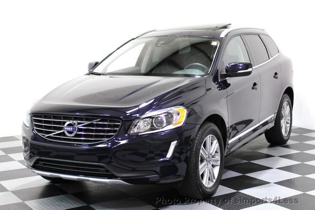 2017 Volvo XC60 CERTIFIED XC60 T5 AWD INSCRIPTION CAMERA NAVI - 16676551 - 0