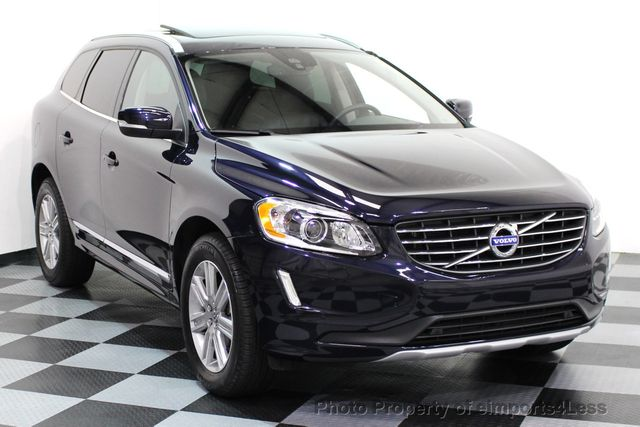 2017 Volvo XC60 CERTIFIED XC60 T5 AWD INSCRIPTION CAMERA NAVI - 16676551 - 1