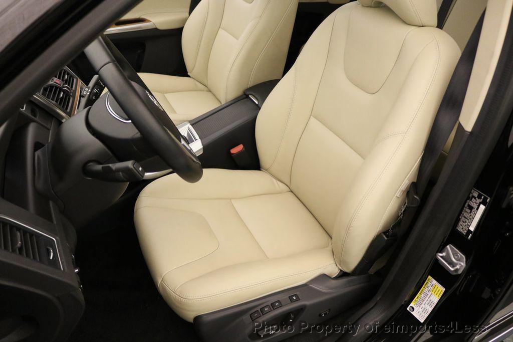 2017 Volvo XC60 CERTIFIED XC60 T6 INSCRIPTION AWD PREFERRED BLIS NAVI - 17736548 - 23