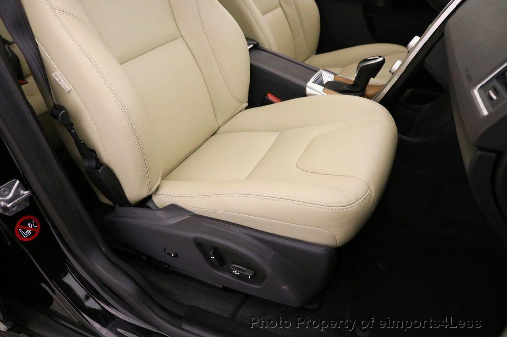 2017 Volvo XC60 CERTIFIED XC60 T6 INSCRIPTION AWD PREFERRED BLIS NAVI - 17736548 - 24