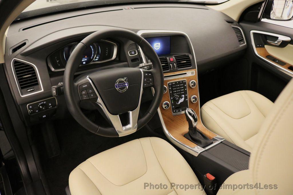 2017 Volvo XC60 CERTIFIED XC60 T6 INSCRIPTION AWD PREFERRED BLIS NAVI - 17736548 - 33