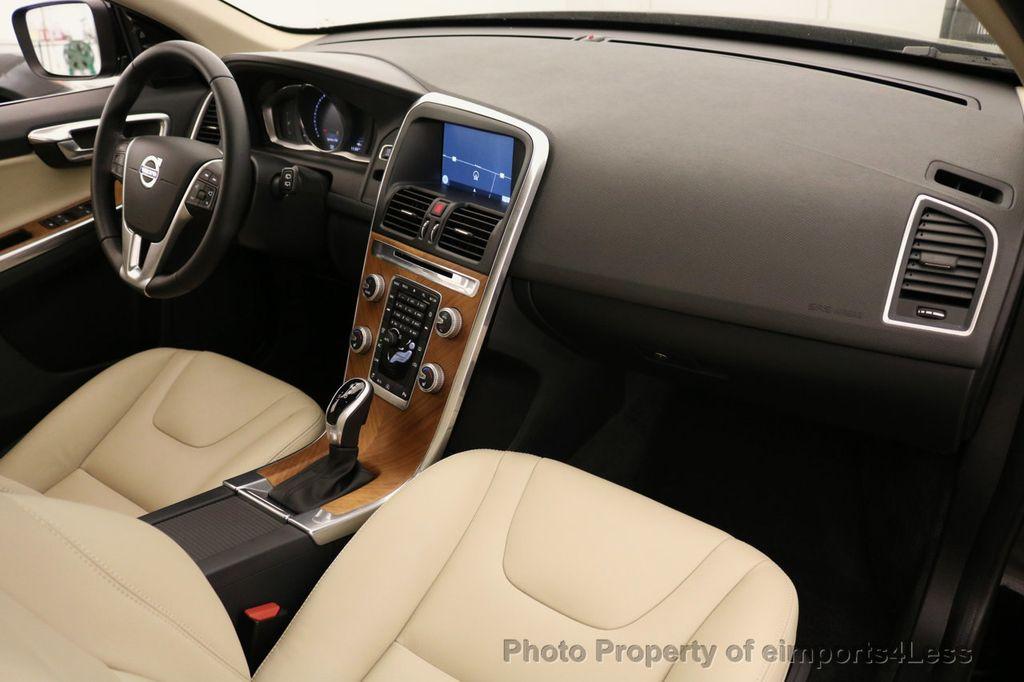 2017 Volvo XC60 CERTIFIED XC60 T6 INSCRIPTION AWD PREFERRED BLIS NAVI - 17736548 - 35