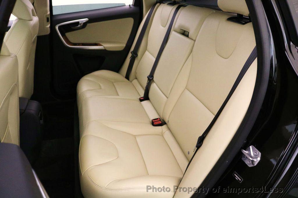 2017 Volvo XC60 CERTIFIED XC60 T6 INSCRIPTION AWD PREFERRED BLIS NAVI - 17736548 - 36