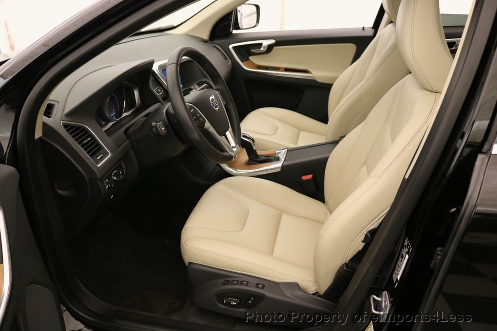 2017 Volvo XC60 CERTIFIED XC60 T6 INSCRIPTION AWD PREFERRED BLIS NAVI - 17736548 - 38