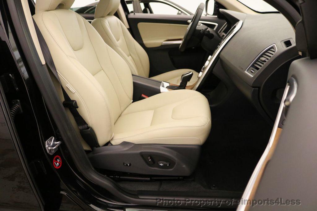 2017 Volvo XC60 CERTIFIED XC60 T6 INSCRIPTION AWD PREFERRED BLIS NAVI - 17736548 - 39