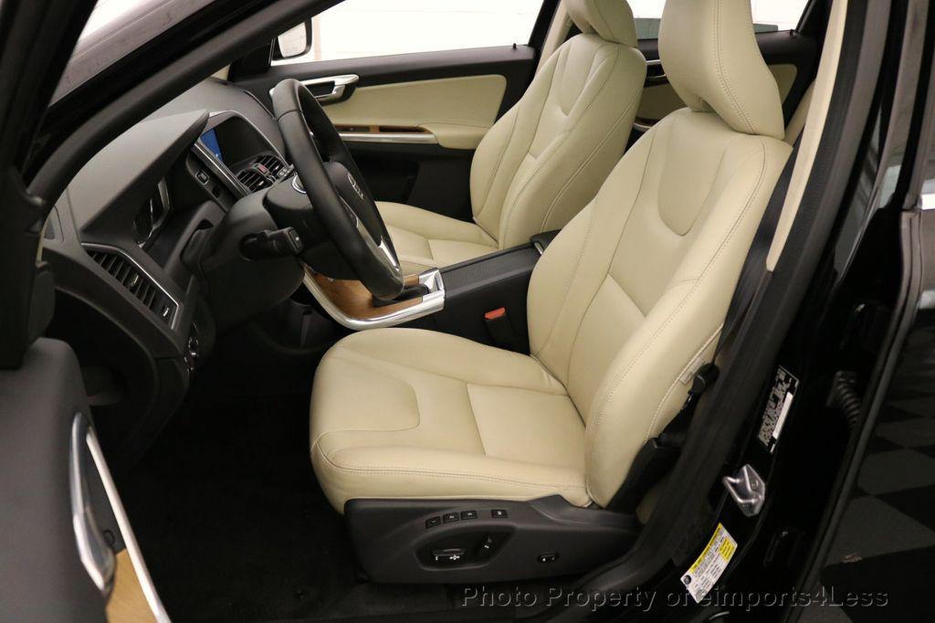 2017 Volvo XC60 CERTIFIED XC60 T6 INSCRIPTION AWD PREFERRED BLIS NAVI - 17736548 - 47