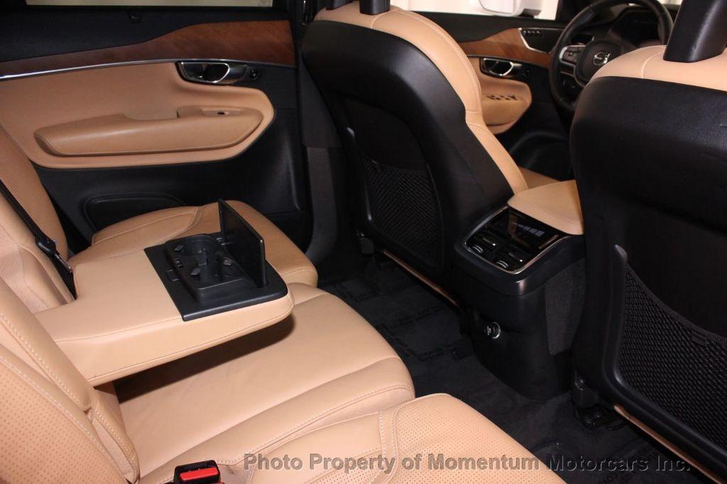2017 Used Volvo XC90 T6 AWD 7-Passenger Inscription at Momentum Motorcars  Inc  Serving Marietta, GA, IID 18889988