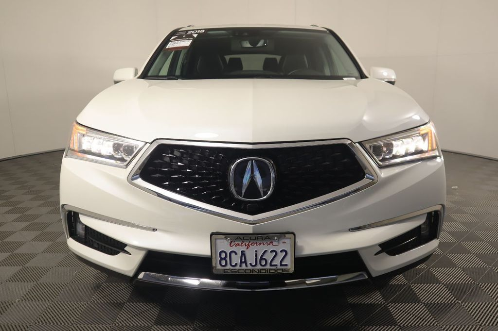2018 Acura MDX FWD w/Advance/Entertainment Pkg - 20746448 - 1
