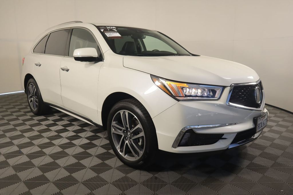 2018 Acura MDX FWD w/Advance/Entertainment Pkg - 20746448 - 2
