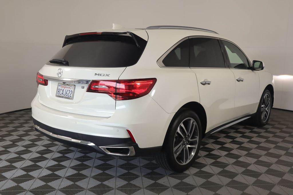 2018 Acura MDX FWD w/Advance/Entertainment Pkg - 20746448 - 3
