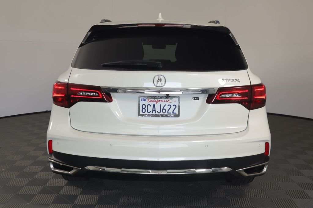 2018 Acura MDX FWD w/Advance/Entertainment Pkg - 20746448 - 4